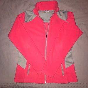 Columbia zip jacket